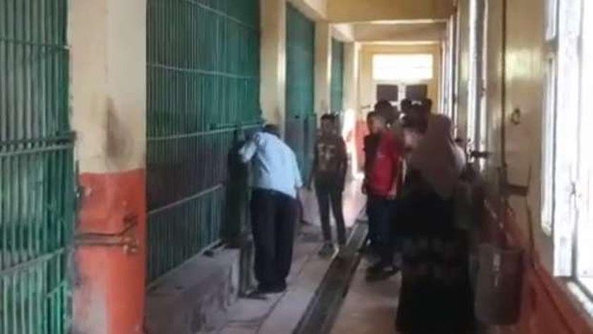 1500 زائر لحديقة الحيوان ببني سويف في أول أيام عيد الأضحى