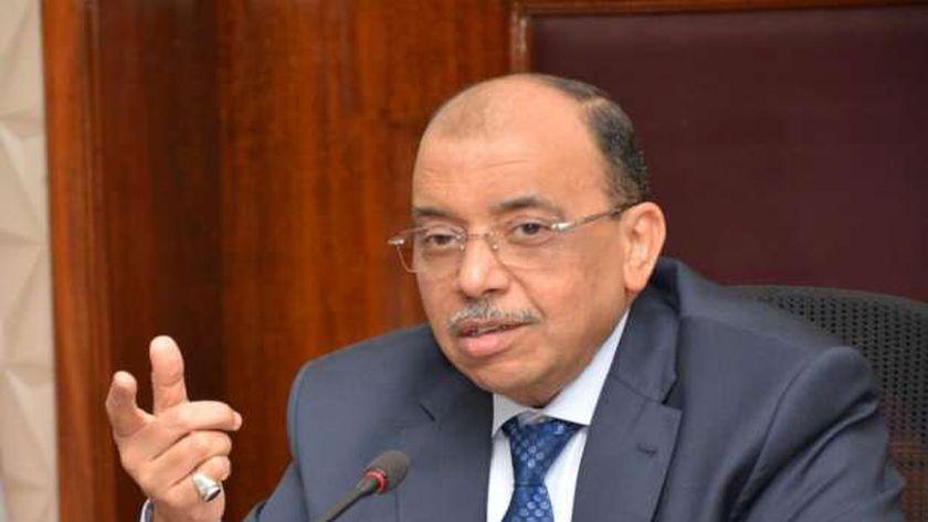 اللواء محمود شعراوى وزير التنمية المحلية