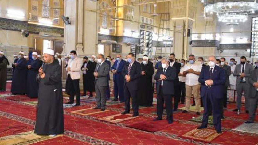 خطبة عيد الفطر بالشرقية تتحدث عن «مشروعية الأعياد في الإسلام»
