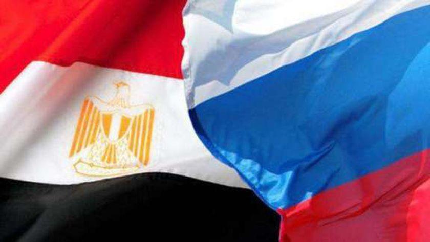 مصر وروسيا - أرشيفيا