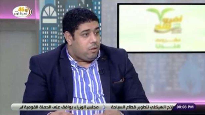 المهندس عادل زيدان .. رئيس جمعية مزارعي المليون ونصف فدان