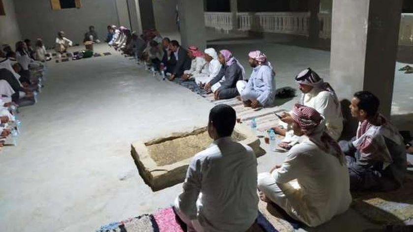 صورة جولات مكثفة لمرشحي النواب بجنوب سيناء وصراع بين المرشحين على الافتات – المحافظات