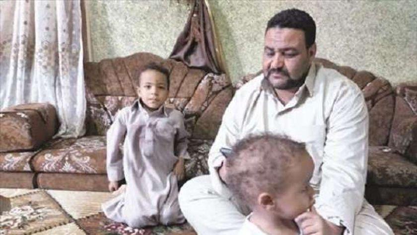 د. آمال على كوشة الذى فقد 3 من أطفاله بسبب الأنيميا المنجلية