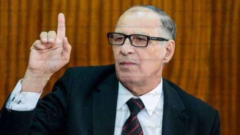 رئيس قضايا الدولة يهنئ الرئيس والمصريين بعيد الشرطة - مصر -