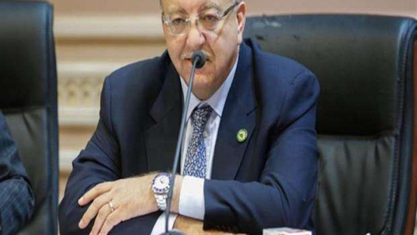علاء والي رئيس لجنة الإسكان بمجلس النواب
