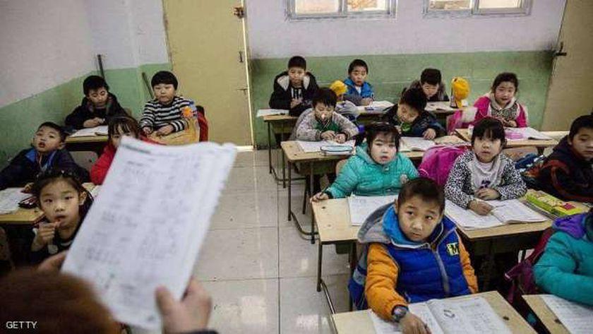 مدرسة صينية