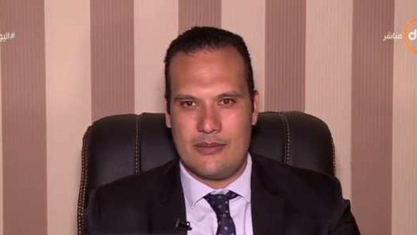 الدكتور محمد القرشالمتحدث باسم وزارة الزراعة