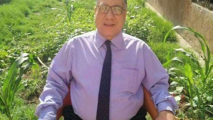 الراحل الدكتور عمر سليمان